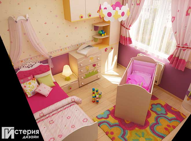 Детска стая - проект