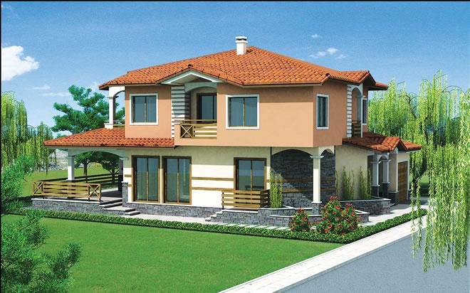 Еднофамилна къща