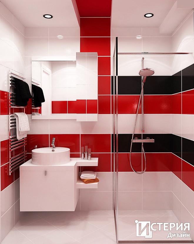 Интериорен проект за баня