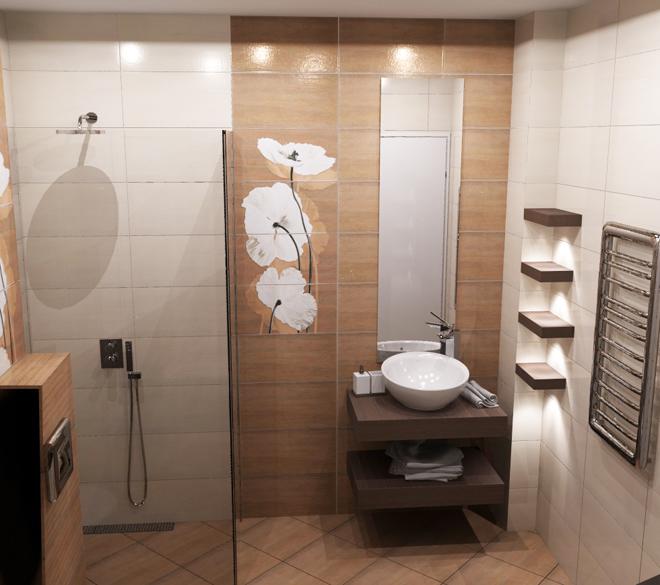 Интериорен проек на баня