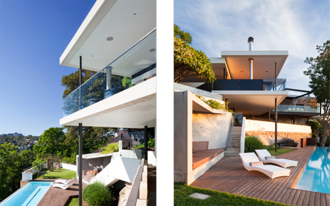 Сполучлива симбиоза от изчистени архитектурни линии