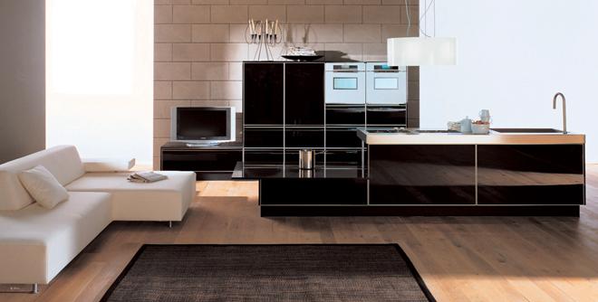 Черна кухня
