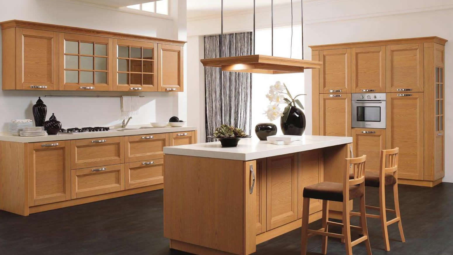 П-образната кухня